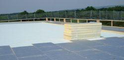 isolation polyuréthane toiture terrasse