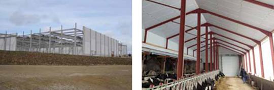 isolation bâtiment agricole