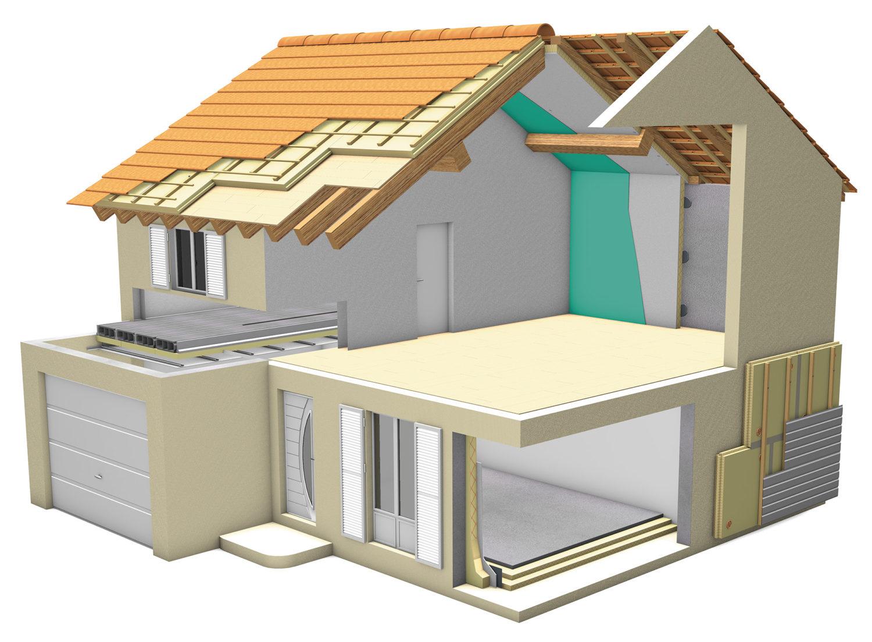 isolation maison panneau polyuréthane